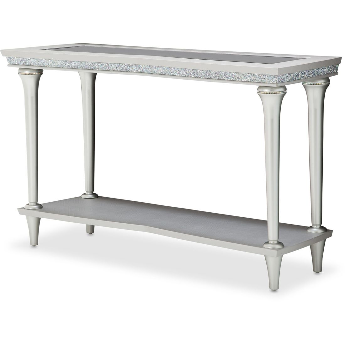 AICO Michael Amini Melrose Plaza Console Table Qty: $669.00