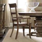 Hooker Furniture Sorella Ladderback Arm Chair - Set of 2