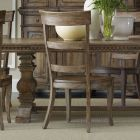 Hooker Furniture Sorella Ladderback Side Chair - Set of 2