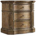Hooker Furniture Solana Three-Drawer Nightstand