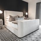 Unlimited Furniture Fritz Queen Bed (WM)