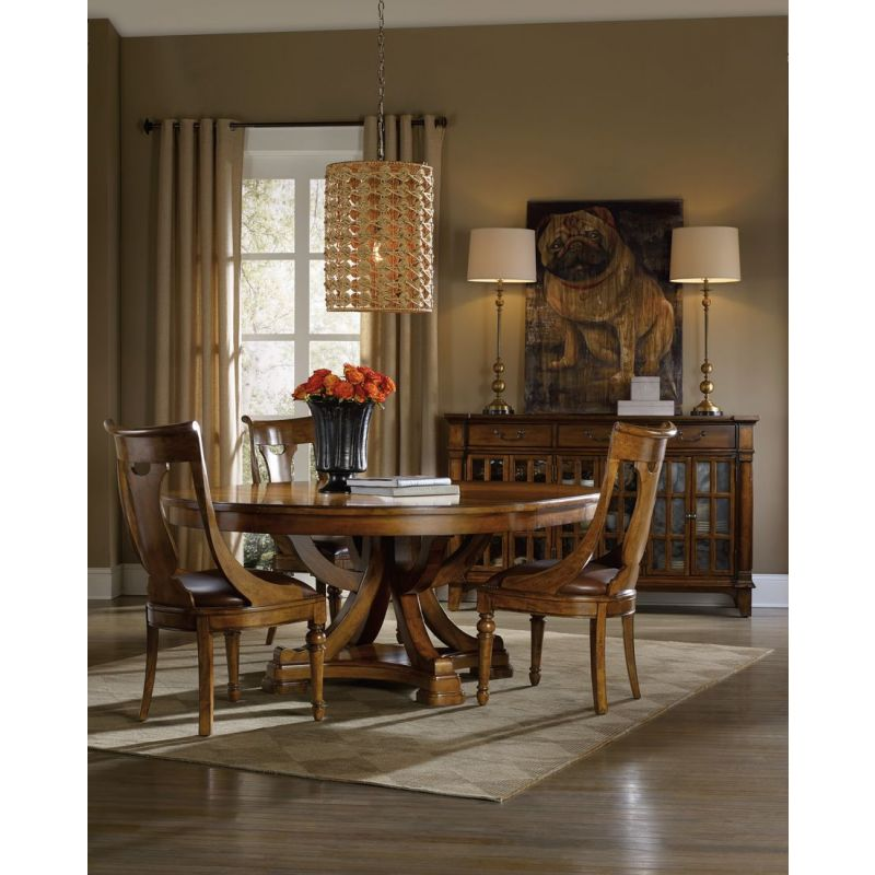 Furniture Tynecastle 60 Inches, 60 Inch Round Dining Table Set