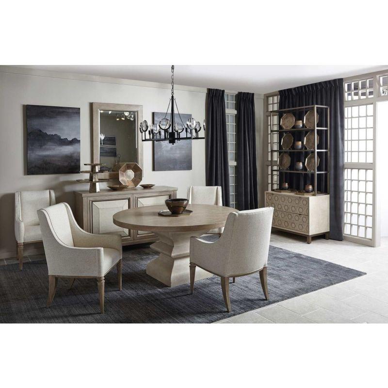 Bernhardt Furniture Santa Barbara Round, Round Dining Table Sets