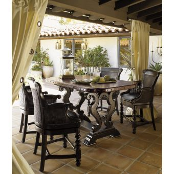 Tommy Bahama Home Kingstown Sienna Bistro Set