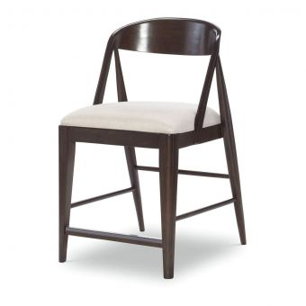 Legacy Classic Duo Counter Height Chair - Black Bean