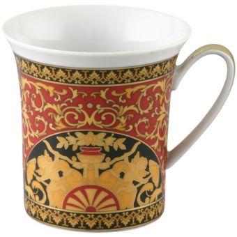 Versace Medusa Red Classic Mug, 11 ounce