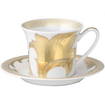 Versace Arabesque Gold A.D. Cup, 3 ounce
