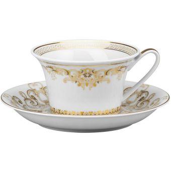 Versace Medusa Gala Tea Cup, 7 ounce