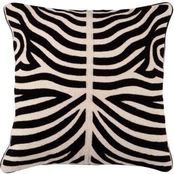 Eichholtz Pillow Zebra in Black