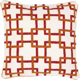 Eichholtz Pillow Bradbury in Orange
