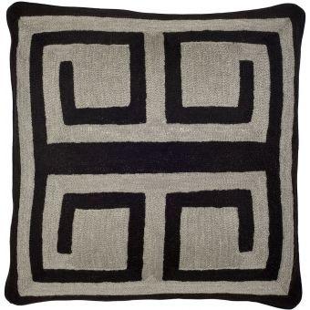 Eichholtz Pillow Bliss in Black & Grey
