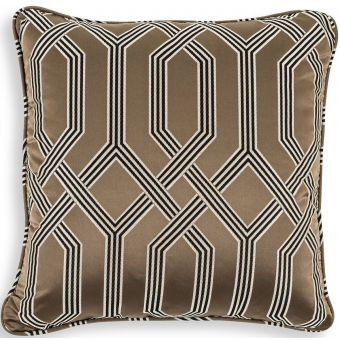 Eichholtz Pillow Fontaine in Brown - Small