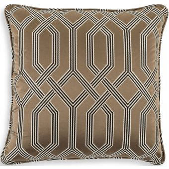 Eichholtz Pillow Fontaine in Brown - Large