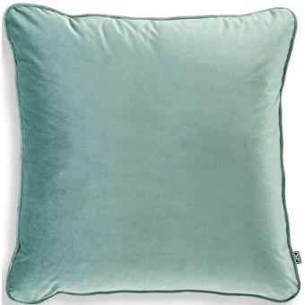Eichholtz Pillow Roche in Turquoise Velvet