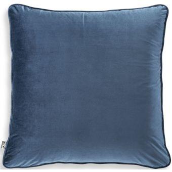 Eichholtz Pillow Roche in Blue Velvet