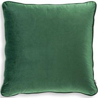 Eichholtz Pillow Roche in Green Velvet