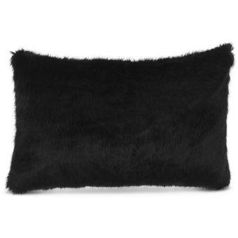 Eichholtz Scatter cushion Alaska Faux Fur in Black