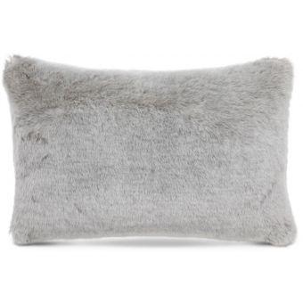 Eichholtz Scatter cushion Alaska Faux Fur in Light Grey