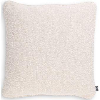 Eichholtz Pillow Boucle in Cream - Large