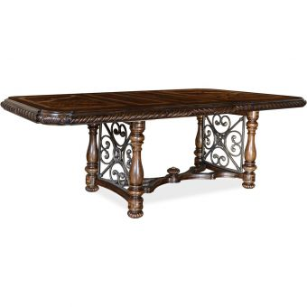A.R.T. Furniture Valencia Gathering Height Dining Table (CL1A) - CLEARANCE SALE