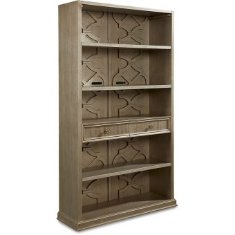 A.R.T. Furniture Morrissey Novello Bookcase in Bezel (CL1A) - CLEARANCE SALE