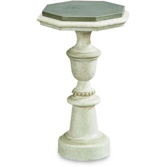 A.R.T. Furniture Arch Salvage Maggie Spot Table in Cirrus and Mist (CL1A) - CLEARANCE SALE
