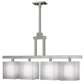 Fine Art Lamps Quadralli Chandelier - 330540-2ST