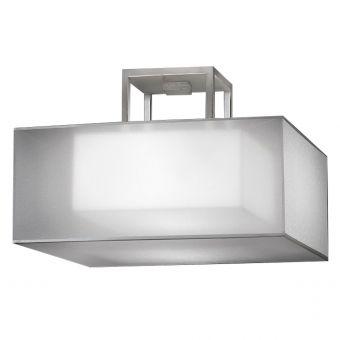 Fine Art Lamps Quadralli Semi-Flush Mount - 330740-2ST