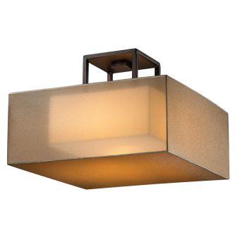 Fine Art Lamps Quadralli Semi-Flush Mount - 330740ST