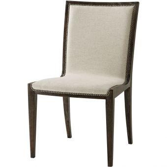 Theodore Alexander Highlands Martin Dining Chair - Set of 2 - 4000-924.2ASQ
