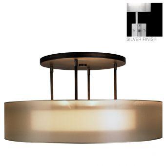 Fine Art Lamps Quadralli Pendant - 435940-2ST