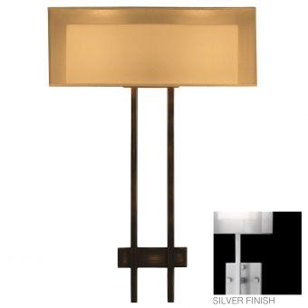 Fine Art Lamps Quadralli Sconce - 436450-2ST