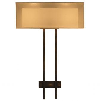 Fine Art Lamps Quadralli Sconce - 436450ST