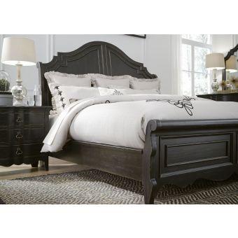 Liberty Furniture Chesapeake Queen Sleigh Bed (493-BR-QSL)