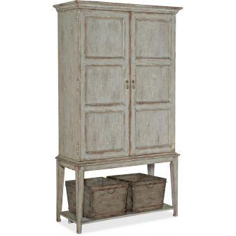 Hooker Furniture Alfresco Vino della Vita Vintners Cabinet