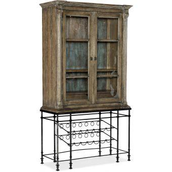Hooker Furniture La Grange OQuinn Bar Cabinet