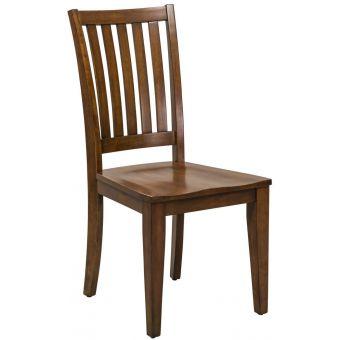 Liberty Furniture Hampton Bay School House Chair in Cherry