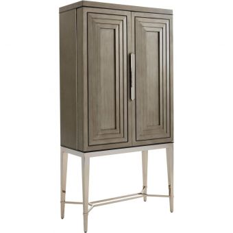 Lexington Ariana Cheval Bar Cabinet
