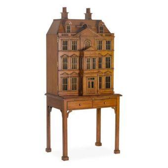 Maitland-Smith Dollhouse Bar Cabinet