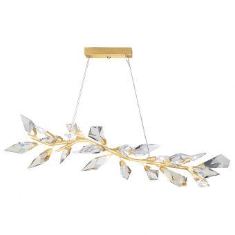 Fine Art Lamps Foret Pendant - 908340-2ST