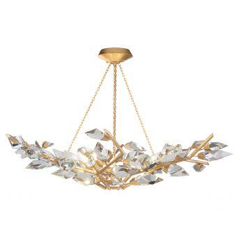 Fine Art Lamps Foret Pendant - 909040-2ST
