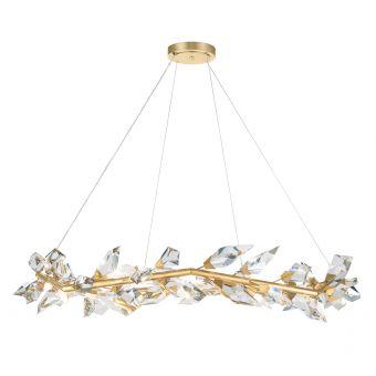 Fine Art Lamps Foret Pendant - 909540-2ST
