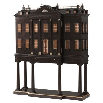 Theodore Alexander Althorp Living History The Holland Bar Cabinet