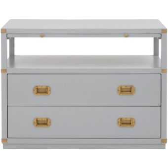Essentials For Living Traditions Bradley 2-Drawer Nightstand