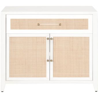 Essentials For Living Traditions Holland Chest Matte White