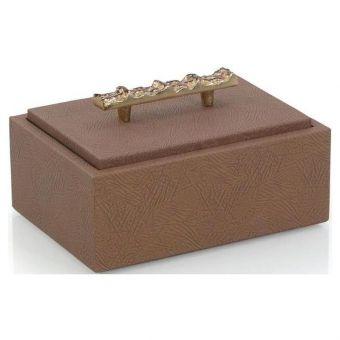 John Richard Duon Leather Box I