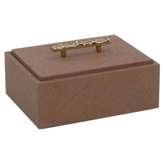John Richard Duon Leather Box II