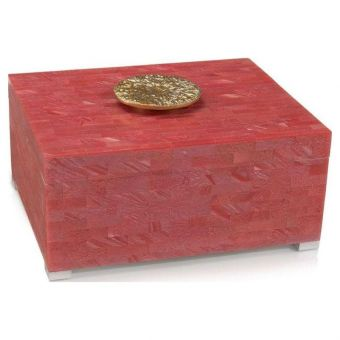 John Richard Palm Beach Coral Box