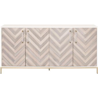 Essentials For Living Traditions Nouveau Media Sideboard