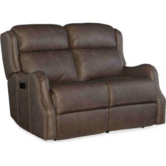 Hooker Furniture Power Loveseat with Power Headrest #SS425-P2-087